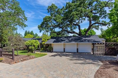 LOS GATOS Single Family Home For Sale: 766 Bicknell Rd