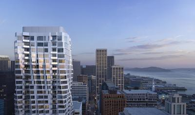 San Francisco County Condo For Sale: 280 Spear St 10a