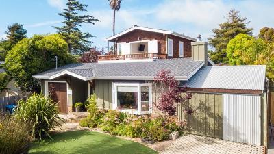 SANTA CRUZ Single Family Home For Sale: 411 24th Ave
