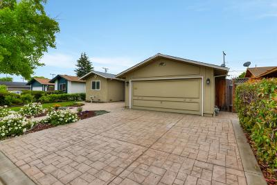 San Jose Rental For Rent: 4758 Alex Dr