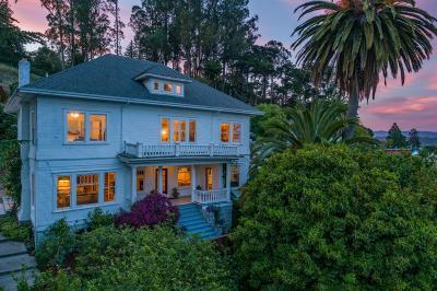 SANTA CRUZ Single Family Home For Sale: 410 High St