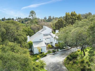 HILLSBOROUGH Single Family Home For Sale: 115 Robin Rd