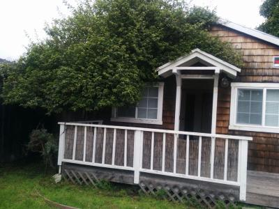 SANTA CRUZ Multi Family Home Contingent: 114 Franklin St