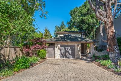 CARMEL Single Family Home For Sale: 24576 Portola Ave
