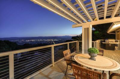 MORGAN HILL Single Family Home For Sale: 16945 Oak Leaf Dr