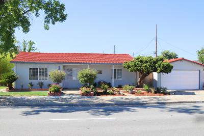 Santa Clara County Single Family Home For Sale: 1593 Hillsdale Ave