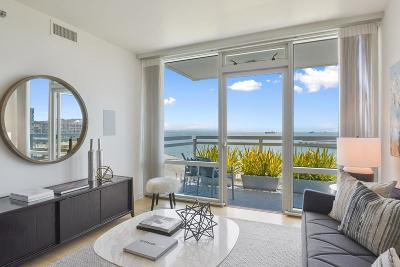San Francisco County Condo For Sale: 501 Beale St 10b