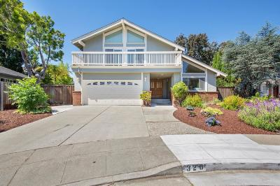 FOSTER CITY Single Family Home For Sale: 320 Bramble Ct