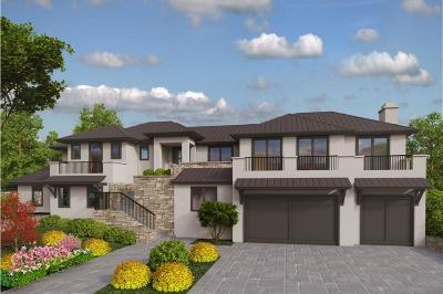 Saratoga Single Family Home For Sale: 0 Cordwood