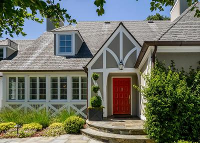 HILLSBOROUGH Single Family Home For Sale: 400 Hillsborough Blvd