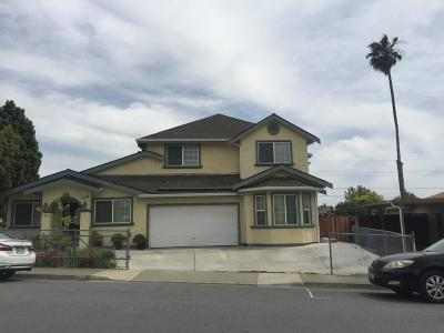 MILPITAS Single Family Home For Sale: 446 Gross St