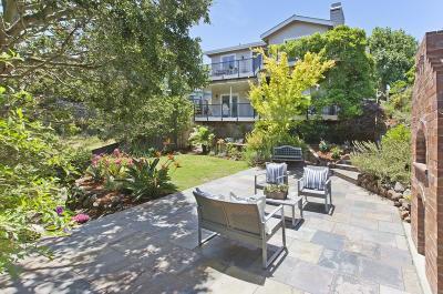 REDWOOD CITY Single Family Home For Sale: 662 Oak Park Way
