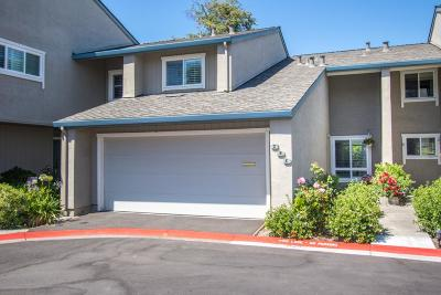 FOSTER CITY Townhouse For Sale: 603 Pisces Ln