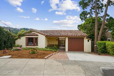 SAN CARLOS Single Family Home For Sale: 30 Hilltop Dr