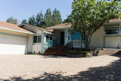 MORGAN HILL Single Family Home For Sale: 2870 Hay Loft Way