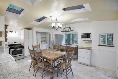 WATSONVILLE Single Family Home For Sale: 2050 Eureka Canyon Rd
