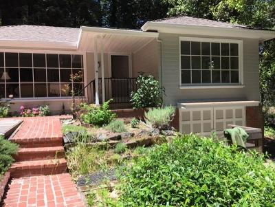 Santa Cruz County Single Family Home For Sale: 4921 Highway 9