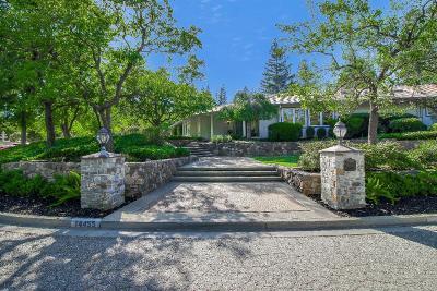 Saratoga Single Family Home For Sale: 14455 Black Walnut Ct