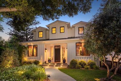 MENLO PARK Single Family Home For Sale: 1440 Bay Laurel Dr