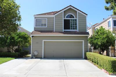 SAN JOSE CA Single Family Home For Sale: $1,159,000