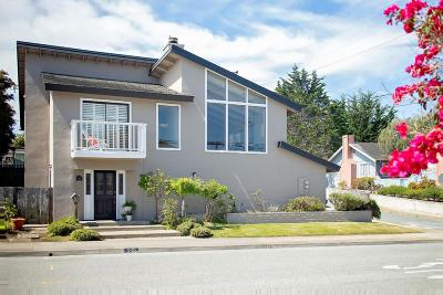 PACIFIC GROVE Multi Family Home For Sale: 449 Laurel Ave