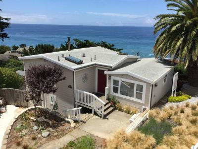 MOSS BEACH Single Family Home For Sale: 2000 Vallemar St
