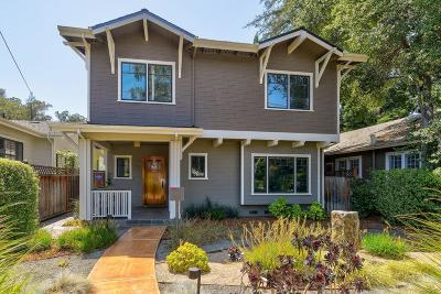 LOS GATOS Single Family Home For Sale: 108 Los Gatos Blvd