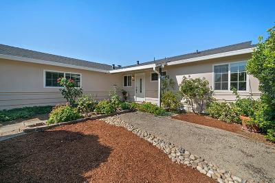 SAN JOSE Single Family Home For Sale: 3651 Meridian Ave
