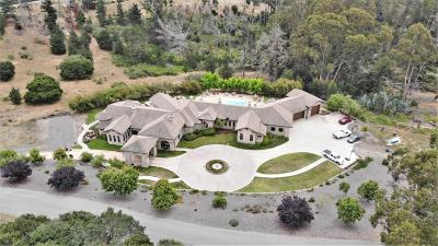 SALINAS Single Family Home For Sale: 8654 Carolines Ridge Rd