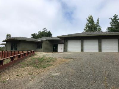 LOS GATOS Single Family Home For Sale: 22111 Oak Flat Rd