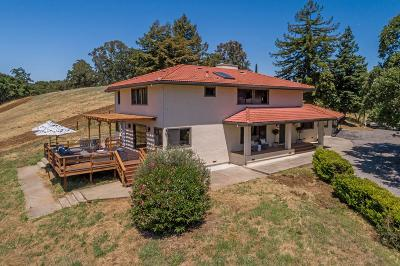Los Altos Single Family Home For Sale: 26460 Taaffe Rd