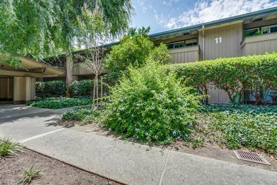 Santa Clara County Condo For Sale: 150 Saratoga Ave 358