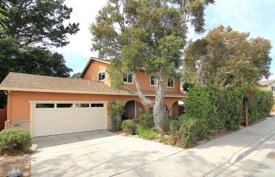 SANTA CRUZ Single Family Home Contingent: 124 Donna Ct