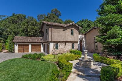 Los Altos Single Family Home For Sale: 893 Laverne Way