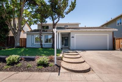 SAN JOSE Single Family Home For Sale: 6821 Muscat Dr