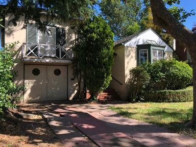 SAN MATEO Single Family Home For Sale: 123 Avila Rd