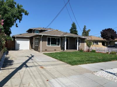 SAN JOSE Single Family Home For Sale: 448 N 21st. St