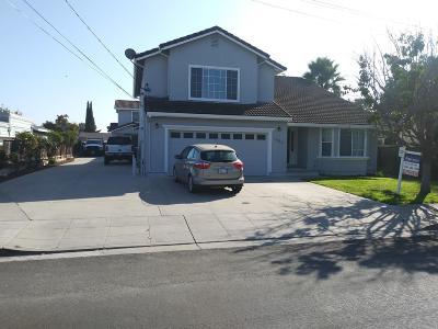 SAN JOSE Multi Family Home For Sale: 1638/1640 E Saint James St