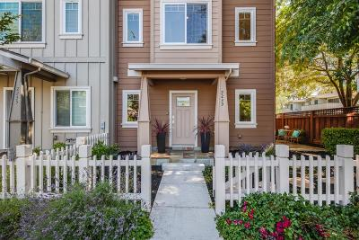 Mountain View Townhouse For Sale: 2239 Rock St