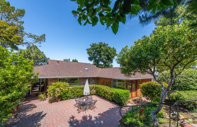 SAN MATEO Single Family Home For Sale: 29 Mounds Rd