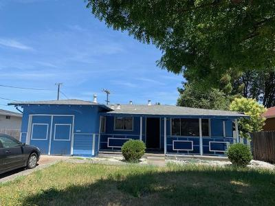 SANTA CLARA Single Family Home For Sale: 3279 Agate Dr