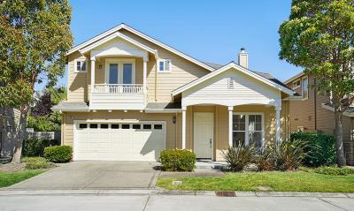 Redwood Shores Single Family Home For Sale: 804 Prism Ln