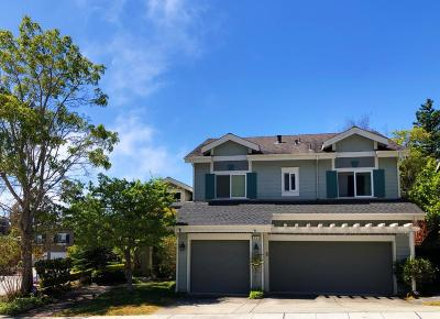 SAN MATEO Single Family Home For Sale: 22 Ridgecrest Ter