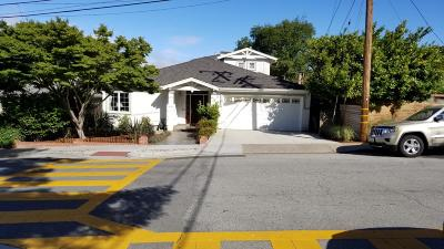SAN CARLOS Single Family Home For Sale: 688 Dartmouth Ave
