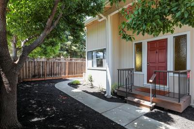 CAMPBELL Townhouse For Sale: 338 W Rincon Ave