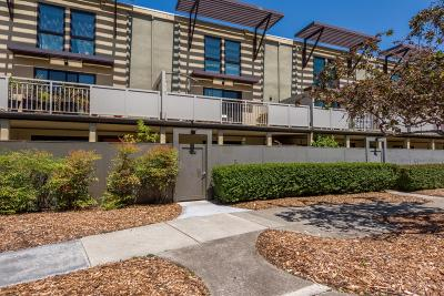 FOSTER CITY Condo For Sale: 7105 Admiralty Ln