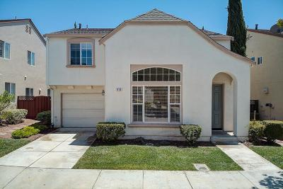 SAN JOSE Single Family Home For Sale: 410 Birkhaven Pl