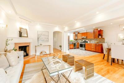 San Francisco County Single Family Home For Sale: 506 43rd Ave