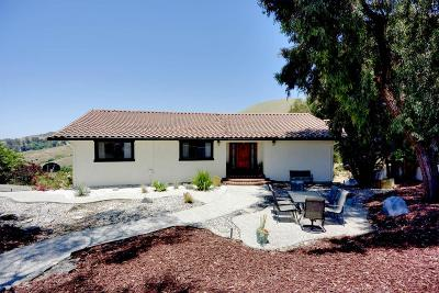 SAN JOSE Single Family Home For Sale: 14737 Clayton Rd