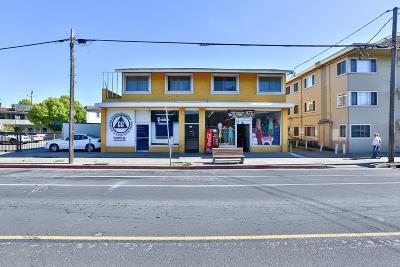 SAN JOSE Multi Family Home For Sale: 120 Graham Ave